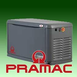 Генераторы PRAMAC