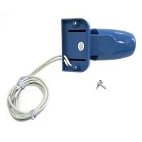 Переключатель поплавковый бело-синий  0812202