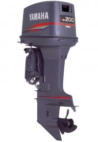 Yamaha 200 AETX