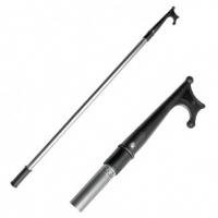 Крюк отпорный телескопический 122- 213 см, алюминий
