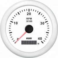 Тахометр 4000 об/мин со счетчиком моточасов (WW), SR:0.5-250