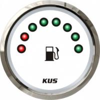 Указатель уровня топлива 8 светодиодов (WS), 240-33 Ом