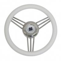 Колесо рулевое V.25W белое