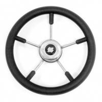 Колесо рулевое V.57B черное