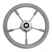 Колесо рулевое V.57G серое