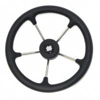 Колесо рулевое V.70B черное