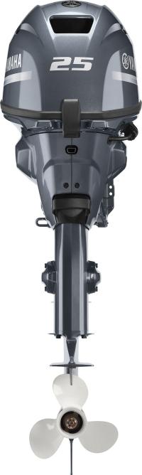 Yamaha F 25 GETL