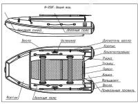 Фрегат M-350 F