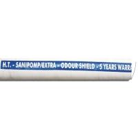 Шланг SANIPOMP/EXTRA 19мм, для сточных вод, арм-е металлической пружиной