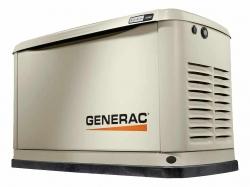 Газовый генератор GENERAC 7078 20 кВА