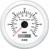 Спидометр GPS аналоговый (WW), 60 узл.