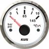 Указатель давления масла (WS), 0-10 бар