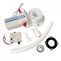 Комплект для доработки прокачного унитаза в электрический 12В
