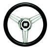 Колесо рулевое V.25B черное