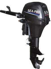 Sea-Pro F 9,9S new