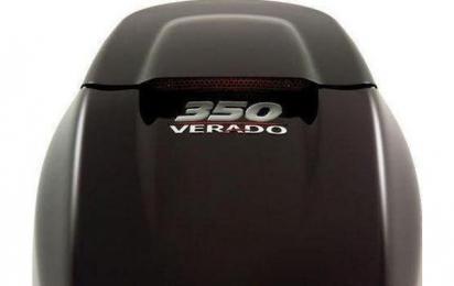 MERCURY F350 CXL Verado