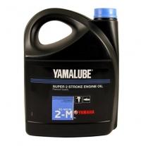 Yamalube 2-M TC-W3 RL Marine Mineral (5л)